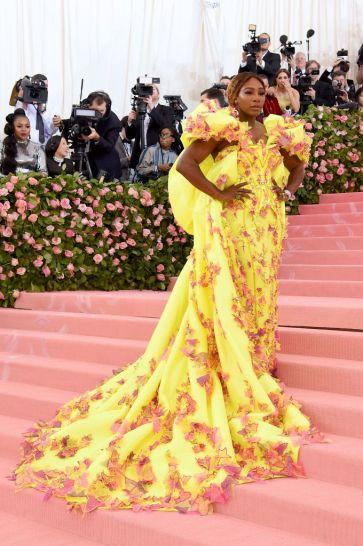 Serena Williams in Atelier Versace-2