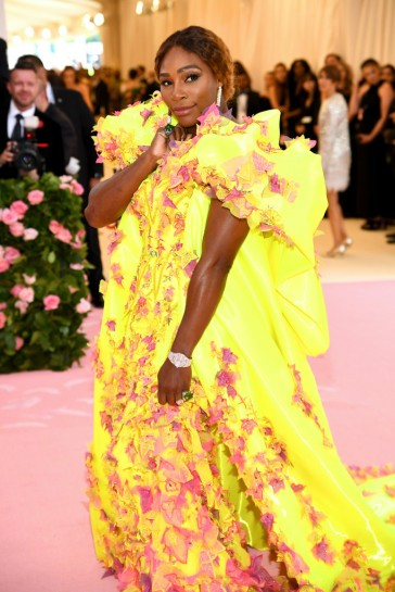 Serena Williams in Atelier Versace-5