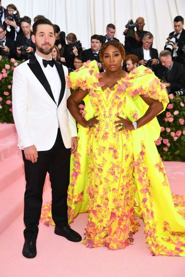 Serena Williams in Atelier Versace-6