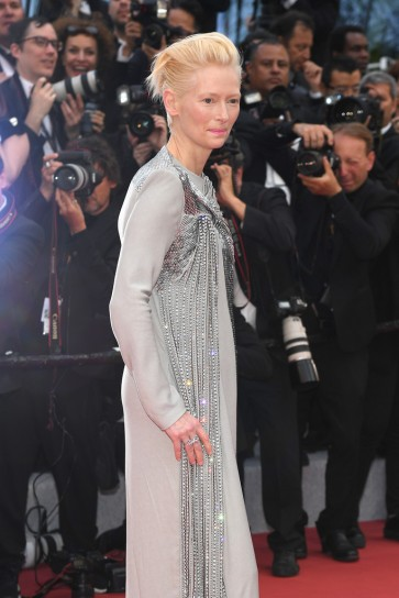 Tilda Swinton in Haider Ackermann-3