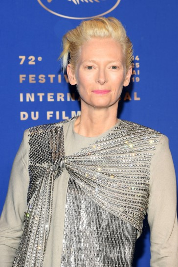 Tilda Swinton in Haider Ackermann-4