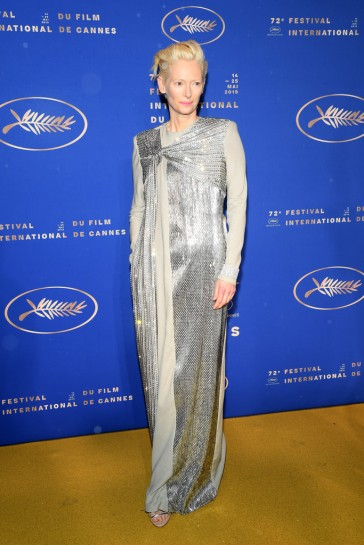 Tilda Swinton in Haider Ackermann-5