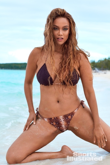Tyra Banks Sports Illustrated Swimsuit 2019-12
