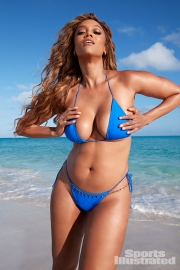 Tyra Banks Sports Illustrated Swimsuit 2019-16