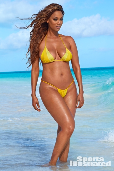 Tyra Banks Sports Illustrated Swimsuit 2019-19