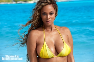 Tyra Banks Sports Illustrated Swimsuit 2019-20