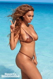 Tyra Banks Sports Illustrated Swimsuit 2019-24