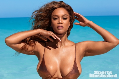 Tyra Banks Sports Illustrated Swimsuit 2019-25