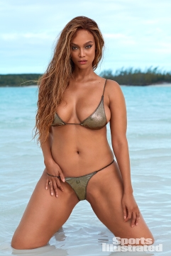 Tyra Banks Sports Illustrated Swimsuit 2019-6