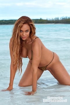 Tyra Banks Sports Illustrated Swimsuit 2019-7