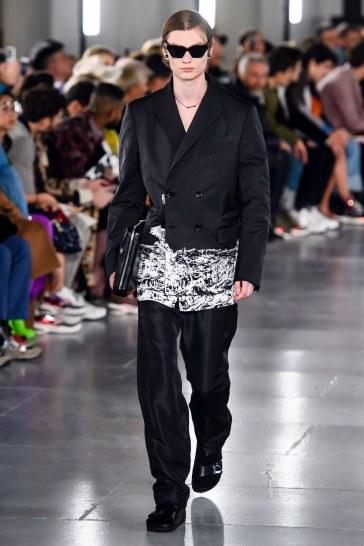 Valentino Fall 2019 Menswear