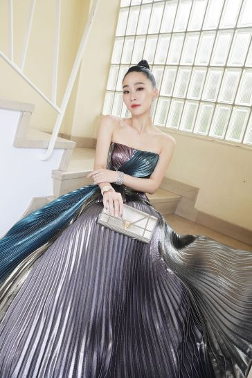 Wu Ke-Xi in Dior Spring 2019 Couture-5