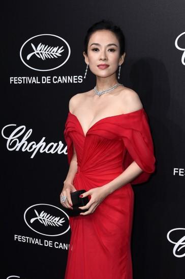 Zhang Ziyi in Atelier Versace-1