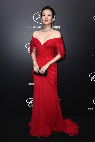 Zhang Ziyi in Atelier Versace-3