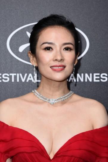 Zhang Ziyi in Atelier Versace-8