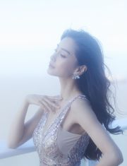 Angelababy in Nicole + Felicia Couture Fall 2019-3