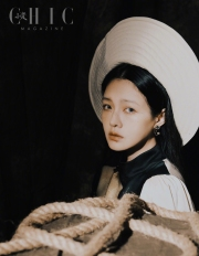 Barbie Hsu for CHIC Magazine July 2019-1