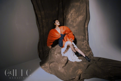 Barbie Hsu for CHIC Magazine July 2019-4