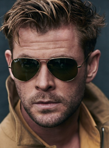 Chris Hemsworth GQ Spain June 2019-12