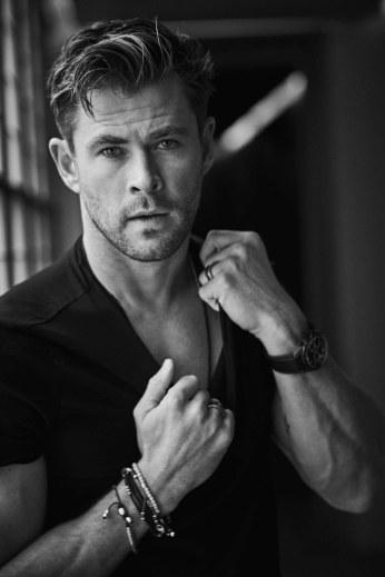 Chris Hemsworth GQ Spain June 2019-2