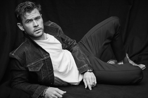 Chris Hemsworth GQ Spain June 2019-3