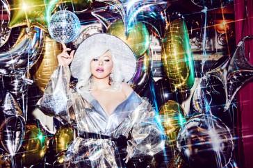Christina Aguilera Galore May 2019-10