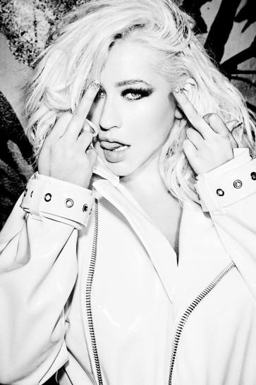 Christina Aguilera Galore May 2019-11