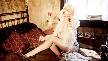 Christina Aguilera Galore May 2019-6