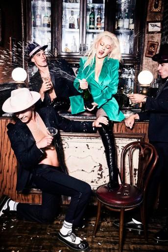Christina Aguilera Galore May 2019-7