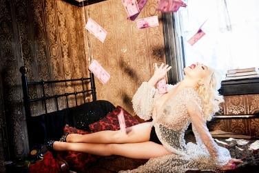 Christina Aguilera Galore May 2019-9