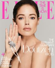 Doutzen Kroes for ELLE US July 2019 Cover