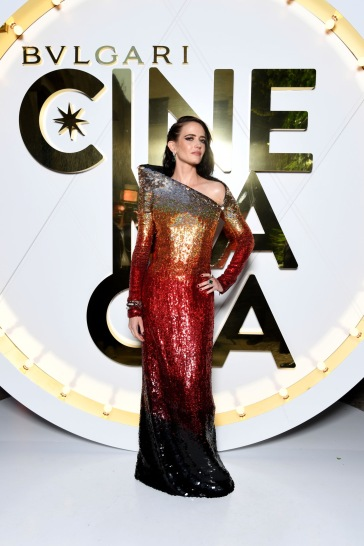Eva Green in Jean Paul Gaultier Fall 2014 Couture-1