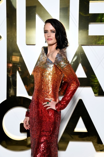 Eva Green in Jean Paul Gaultier Fall 2014 Couture-2