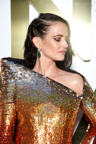 Eva Green in Jean Paul Gaultier Fall 2014 Couture-3