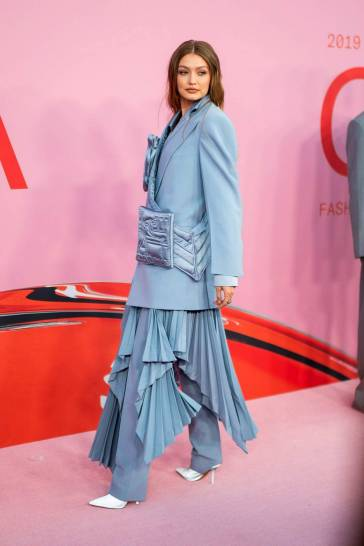 Gigi Hadid in Louis Vuitton-5