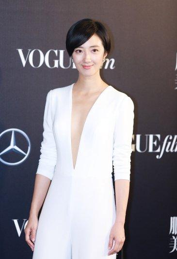 Gwei Lun Mei in Olimpia Sanchis Fall 2019-1