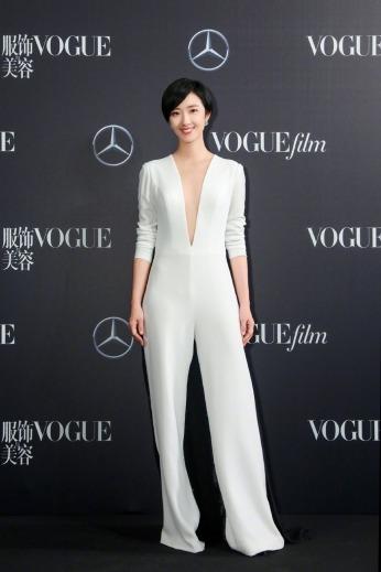 Gwei Lun Mei in Olimpia Sanchis Fall 2019