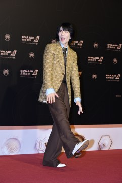 Jam Hsiao in Gucci Fall 2019-3
