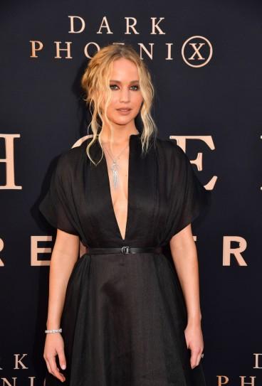 Jennifer Lawrence in Dior Resort 2020-10