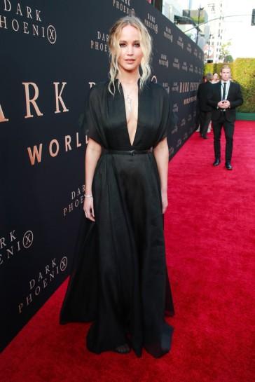 Jennifer Lawrence in Dior Resort 2020