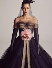 Kim Kardashian for Vogue Japan August 2019-3