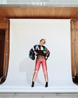 Kristen Stewart Vogue Korea July 2019-6