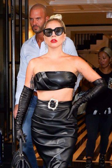 Lady Gaga in Akà Prodiàshvili Spring 2019-3