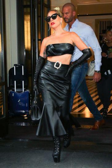 Lady Gaga in Akà Prodiàshvili Spring 2019-4