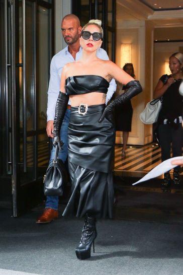 Lady Gaga in Akà Prodiàshvili Spring 2019-5