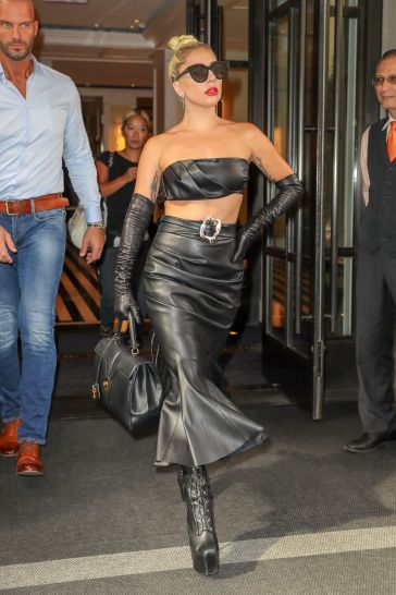 Lady Gaga in Akà Prodiàshvili Spring 2019