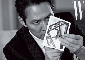 Lee Jung Jae for W Korea July 2019-2