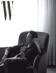 Lee Jung Jae for W Korea July 2019-8