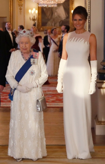 Melania Trump in Dior Spring 2019 Couture-1