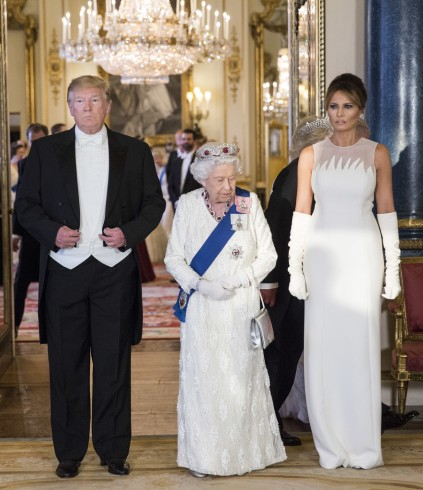 Melania Trump in Dior Spring 2019 Couture-3